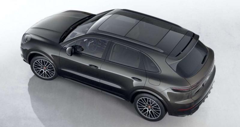 Porsche Cayenne E-Hybrid Gris occasion à Levallois Perret - photo n°4
