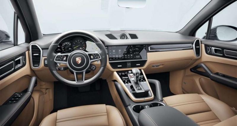 Porsche Cayenne E-Hybrid Gris occasion à Levallois Perret - photo n°5