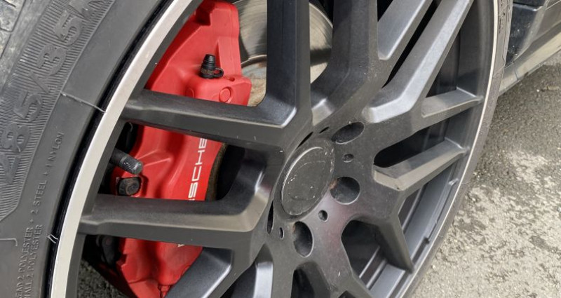 Porsche Cayenne I (955) GTS TipTronic Noir occasion à AVRILLE - photo n°4