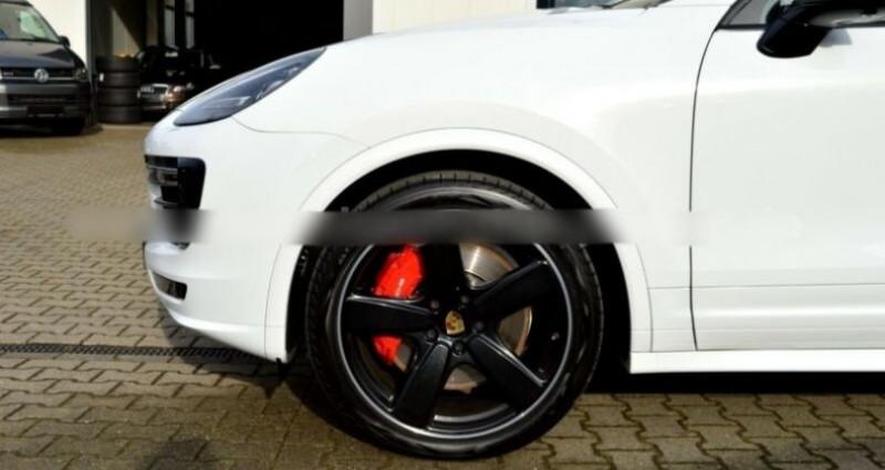 Porsche Cayenne II (958) 3.6 440ch GTS Blanc occasion à Boulogne-Billancourt - photo n°3