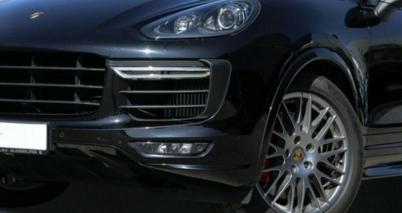 Porsche Cayenne II (958) 3.6 440ch GTS Noir occasion à Boulogne-Billancourt - photo n°4