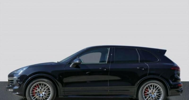 Porsche Cayenne II (958) 3.6 440ch GTS Noir occasion à Boulogne-Billancourt - photo n°2