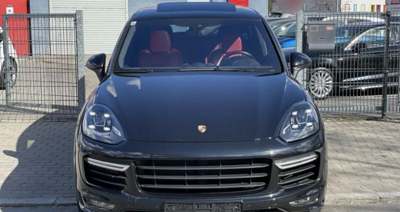 Porsche Cayenne II (958) 3.6 440ch GTS Noir occasion à Boulogne-Billancourt - photo n°5