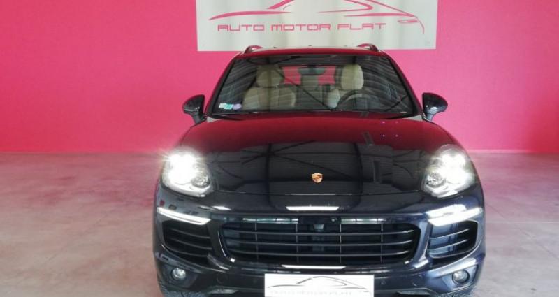 Porsche Cayenne Platinium Edition Noir occasion à SAINT ANDRE DE CORCY - photo n°2