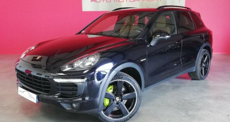 Porsche Cayenne Platinium Edition Noir occasion à SAINT ANDRE DE CORCY