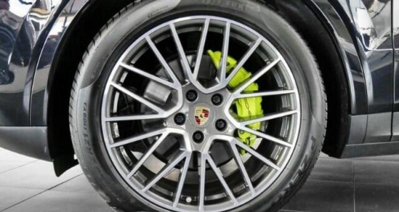 Porsche Cayenne Porsche Cayenne E-Hybrid Noir occasion à Mudaison - photo n°3