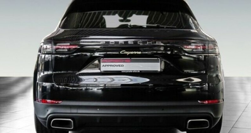 Porsche Cayenne Porsche Cayenne E-Hybrid Noir occasion à Mudaison - photo n°5