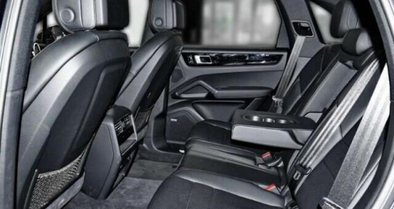 Porsche Cayenne Porsche Cayenne E-Hybrid Noir occasion à Mudaison - photo n°7
