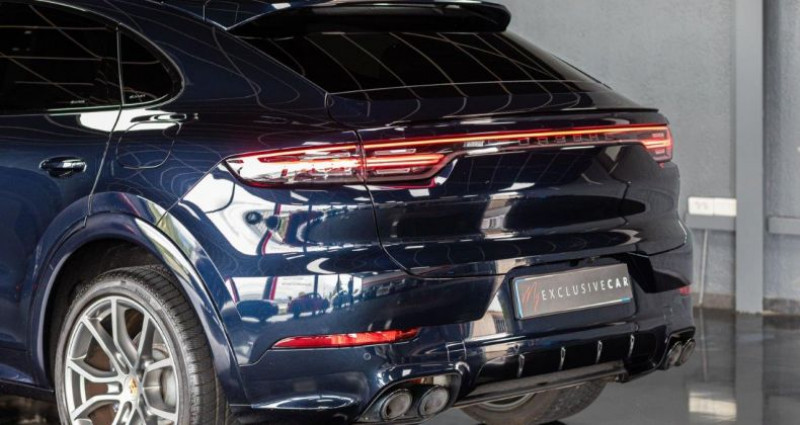 Porsche Cayenne PORSCHE CAYENNE III COUPE E-HYBRID 462 CH 5PL PREMIERE MAIN  occasion à LISSIEU - photo n°7
