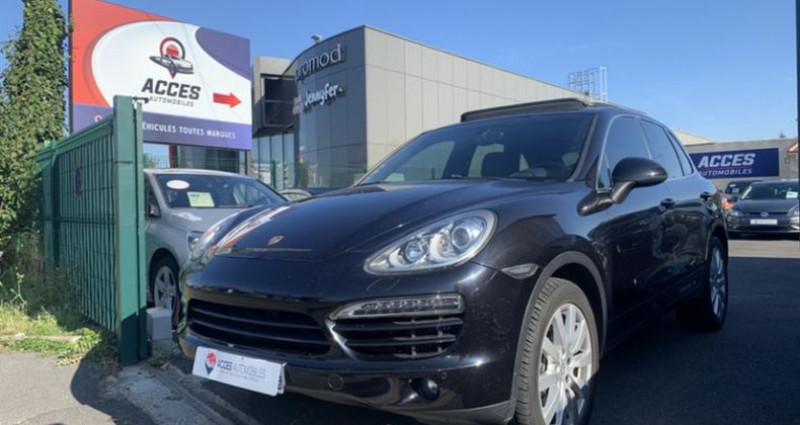 Porsche Cayenne S 3.0 V6 240ch Noir occasion à HERBLAY