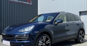 Porsche Cayenne occasion à PLEUMELEUC