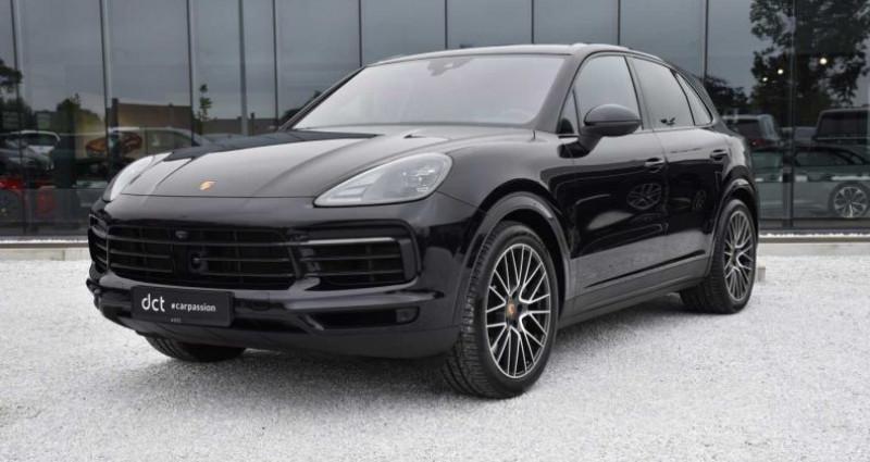 Porsche Cayenne S Chrono 21' Innodrive BOSE Pano 360° Noir occasion à Wielsbeke