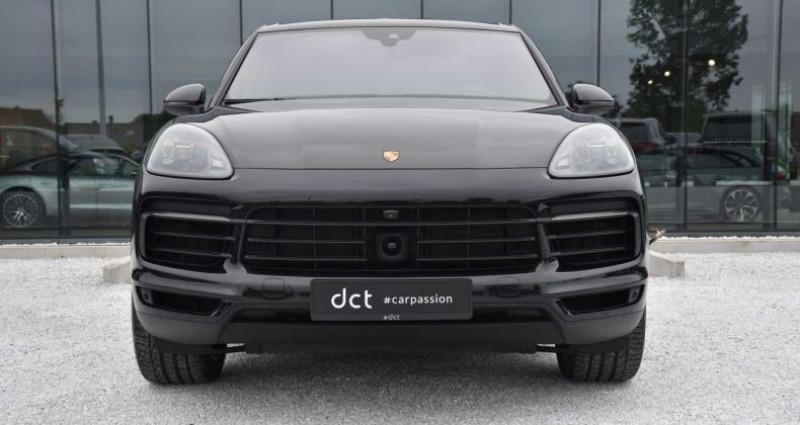Porsche Cayenne S Chrono 21' Innodrive BOSE Pano 360° Noir occasion à Wielsbeke - photo n°2