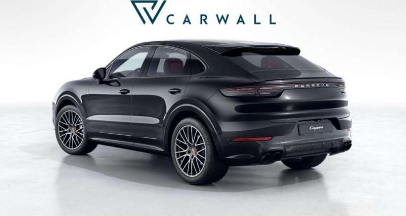 Porsche Cayenne S Coupé Noir occasion à Levallois Perret - photo n°3