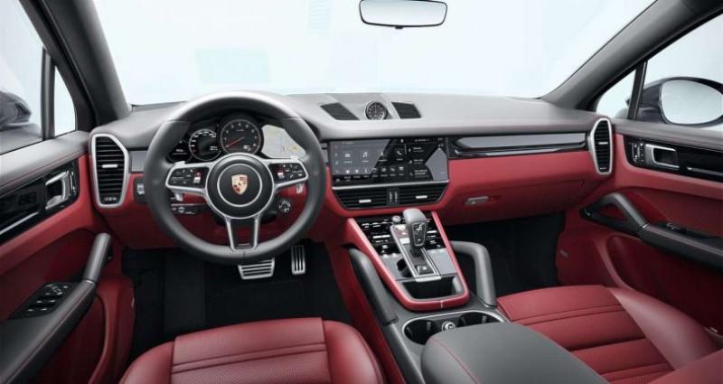 Porsche Cayenne S Coupé Noir occasion à Levallois Perret - photo n°4
