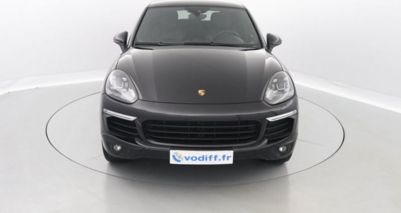 Porsche Cayenne S E-HYBRID 333 CV PLATINIUM EDITION TIPTRONIC S 1ère Main Noir occasion à Entzheim - photo n°4