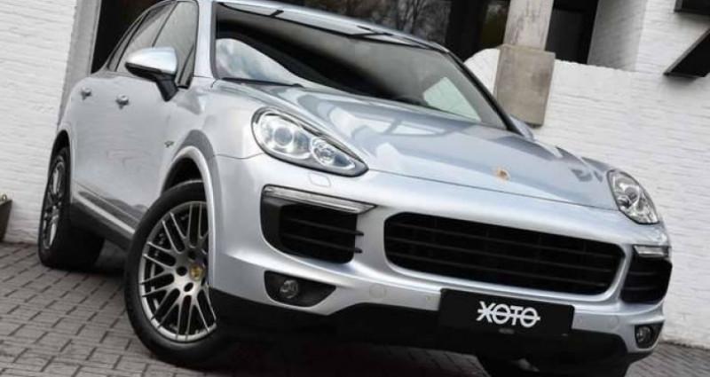 Porsche Cayenne S E-HYBRID PLATINUM EDITION Argent occasion à Jabbeke - photo n°2