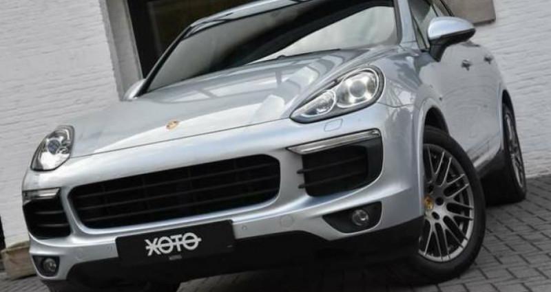 Porsche Cayenne S E-HYBRID PLATINUM EDITION Argent occasion à Jabbeke