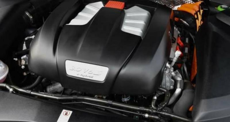Porsche Cayenne S E-HYBRID PLATINUM EDITION Argent occasion à Jabbeke - photo n°6