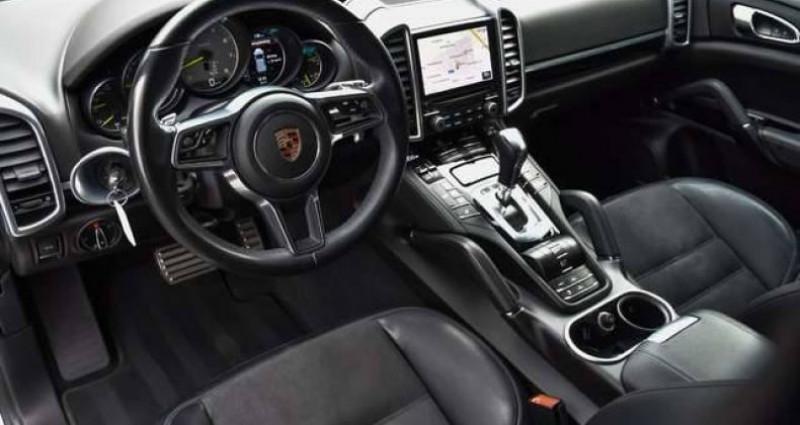 Porsche Cayenne S E-HYBRID PLATINUM EDITION Argent occasion à Jabbeke - photo n°4