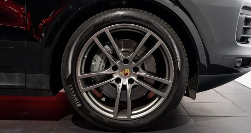 Porsche Cayenne S V6 440 Ch Noir occasion à DARDILLY - photo n°6