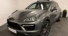 Porsche Cayenne TURBO 4.8 V8 500ch 63000km ETAT NEUF NBES OPTIONS Gris à Villeneuve Loubet 06