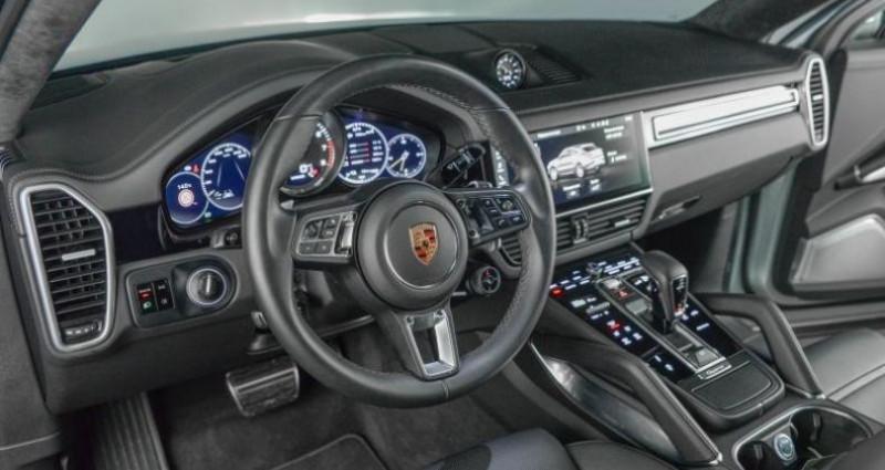 Porsche Cayenne TURBO S E-HYBRID 680CH Gris occasion à Paris - photo n°3