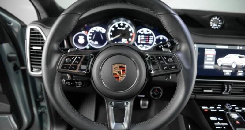 Porsche Cayenne TURBO S E-HYBRID 680CH Gris occasion à Paris - photo n°5