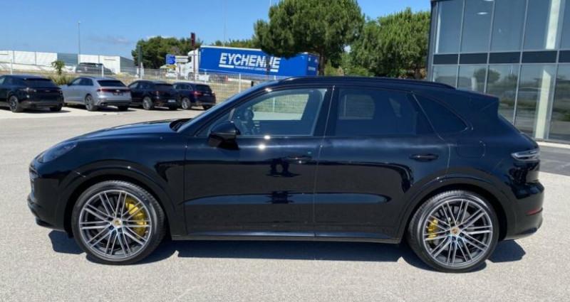 Porsche Cayenne TURBO S E-HYBRID 680CH Noir occasion à RIVESALTES - photo n°3