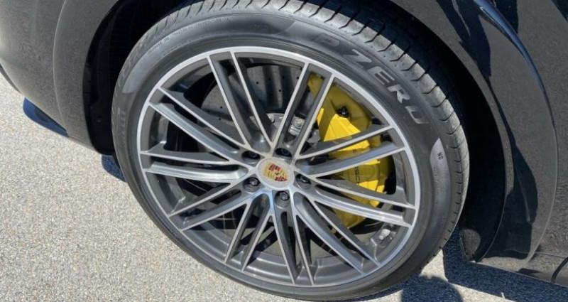 Porsche Cayenne TURBO S E-HYBRID 680CH Noir occasion à RIVESALTES - photo n°4