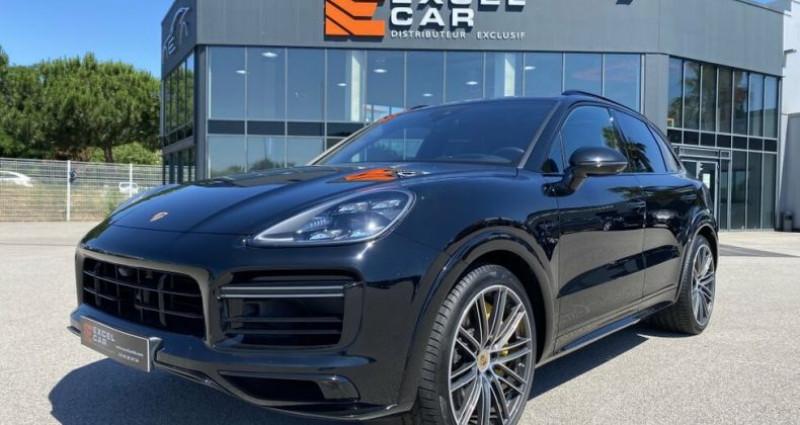 Porsche Cayenne TURBO S E-HYBRID 680CH Noir occasion à RIVESALTES