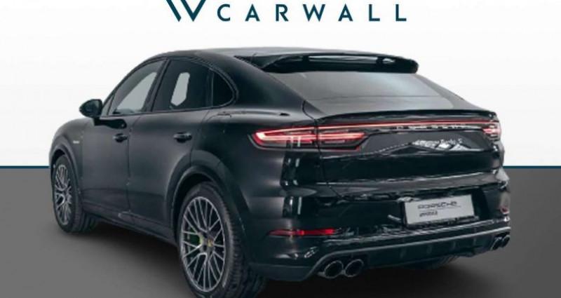 Porsche Cayenne Turbo S E-Hybrid Coupé Noir occasion à Levallois Perret - photo n°3