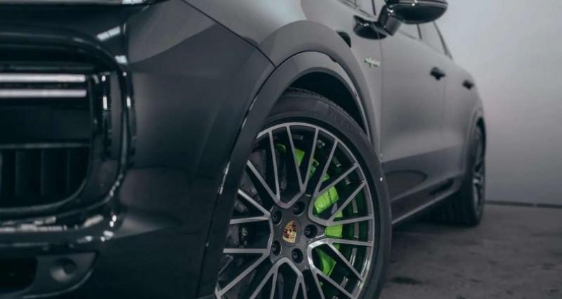 Porsche Cayenne Turbo S E-Hybrid Coupé Noir occasion à Levallois Perret - photo n°5