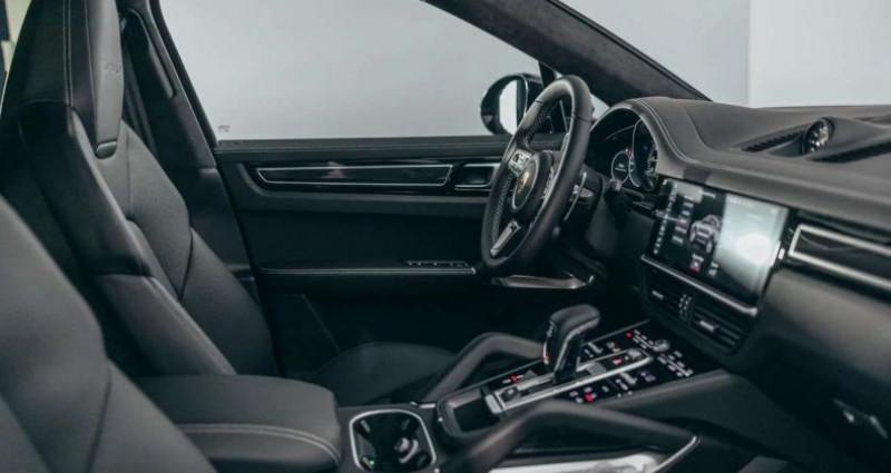 Porsche Cayenne Turbo S E-Hybrid Coupé Noir occasion à Levallois Perret - photo n°6