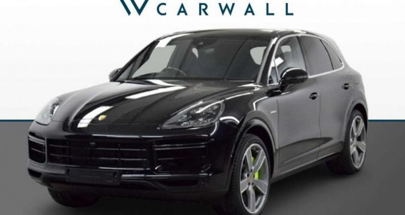 Porsche Cayenne Turbo S E-Hybrid Noir occasion à Levallois Perret