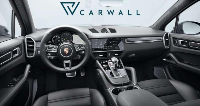 Porsche Cayenne Turbo S E-Hybrid Noir occasion à Levallois Perret - photo n°5