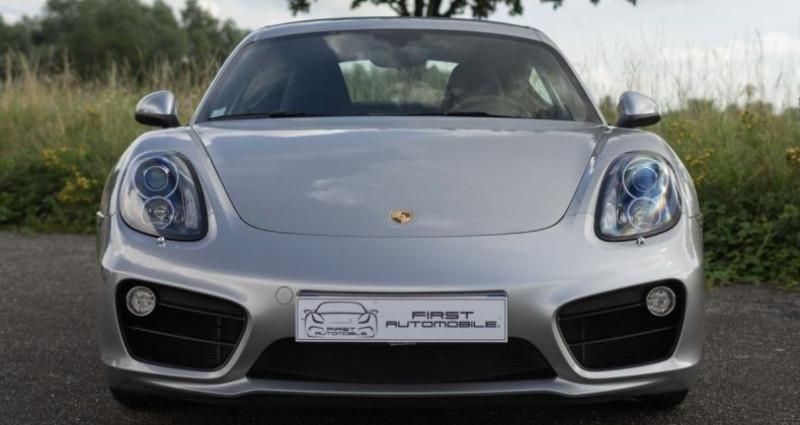 Porsche Cayman (981) 3.4 325CH S PDK Gris occasion à VENDENHEIM - photo n°7