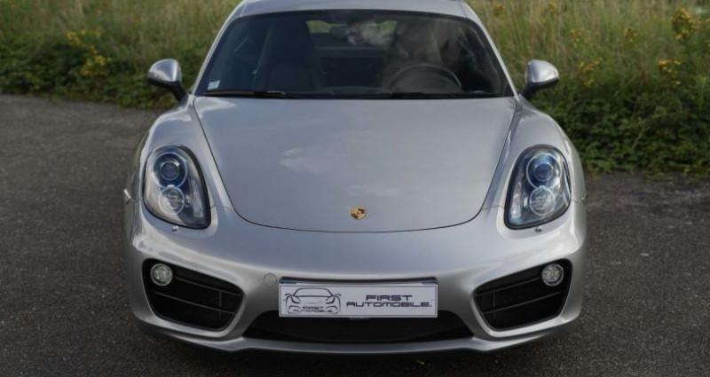 Porsche Cayman (981) 3.4 325CH S PDK Gris occasion à VENDENHEIM - photo n°6