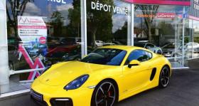 Porsche Cayman occasion à SAUTRON