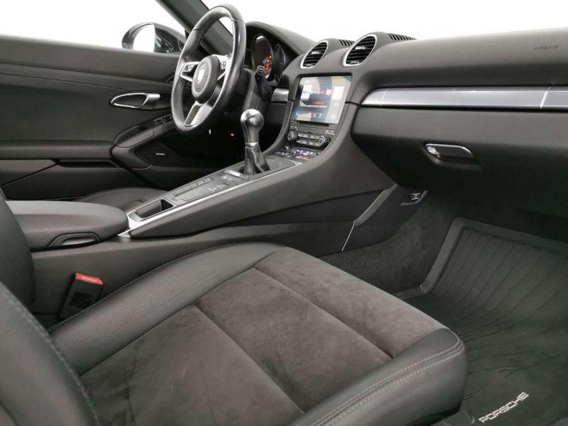 Porsche Cayman 2.0 300 ch Noir occasion à BEAUPUY - photo n°2