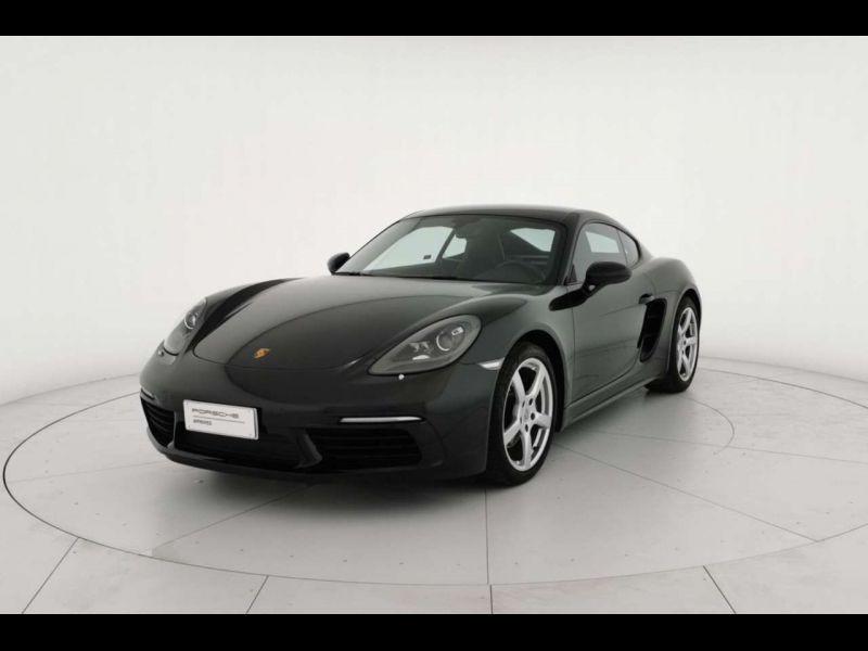 Porsche Cayman 2.0 300 ch Noir occasion à BEAUPUY