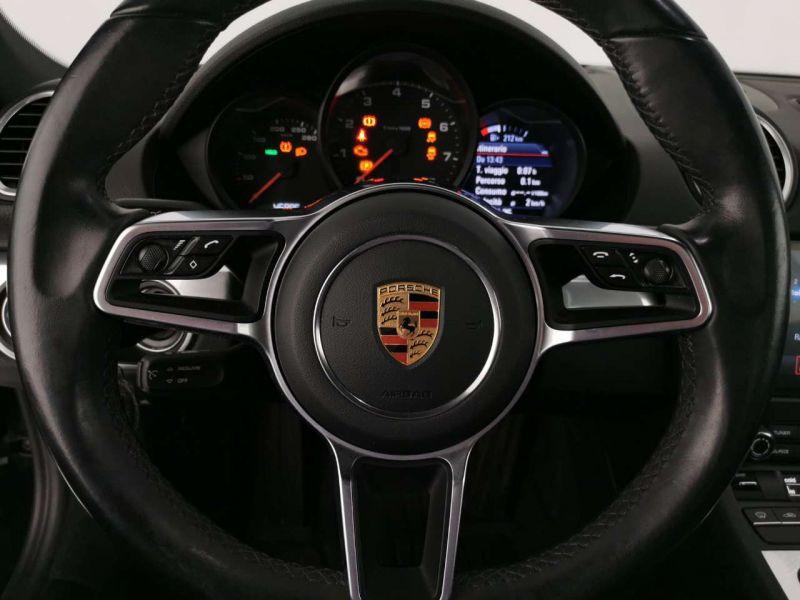 Porsche Cayman 2.0 300 ch Noir occasion à BEAUPUY - photo n°5