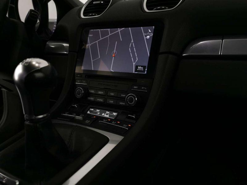 Porsche Cayman 2.0 300 ch Noir occasion à BEAUPUY - photo n°6