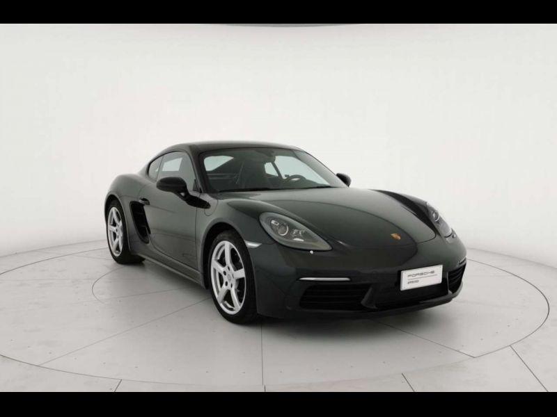Porsche Cayman 2.0 300 ch Noir occasion à BEAUPUY - photo n°9