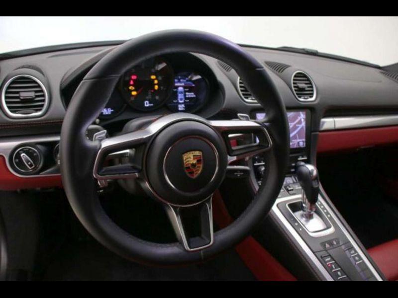 Porsche Cayman 2.0 300 ch Blanc occasion à BEAUPUY - photo n°6
