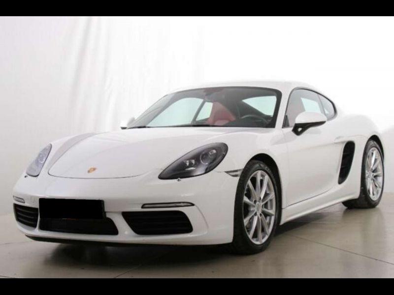 Porsche Cayman 2.0 300 ch Blanc occasion à BEAUPUY - photo n°1