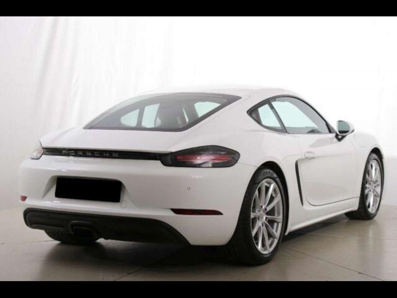 Porsche Cayman 2.0 300 ch Blanc occasion à BEAUPUY - photo n°3