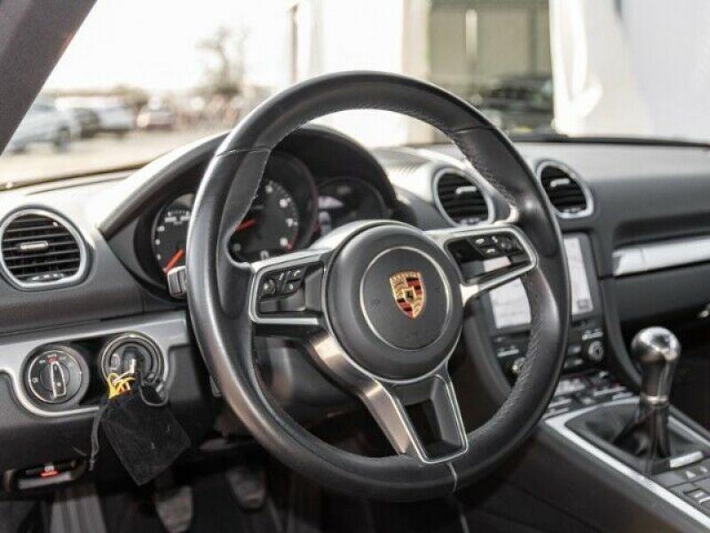 Porsche Cayman 2.0 300 ch Gris occasion à BEAUPUY - photo n°4