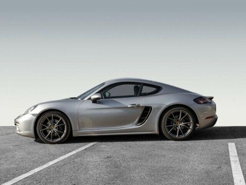 Porsche Cayman 2.0 300 ch Gris occasion à BEAUPUY - photo n°8