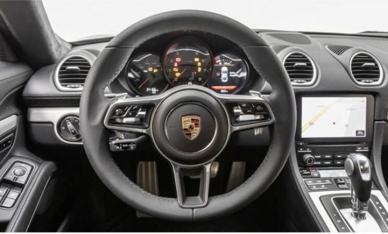 Porsche Cayman 2.0 300CH PDK EURO6D-T Bleu occasion à Villenave-d'Ornon - photo n°7